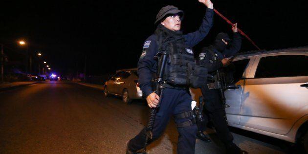 Mexique: au moins cinq morts dans une fusillade près de