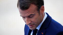 Emmanuel Macron voit sa popularité baisser après l'affaire