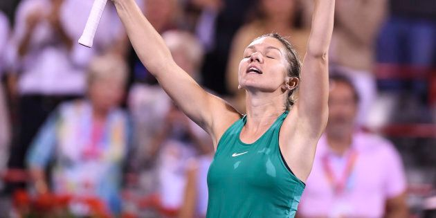 Simona Halep a dû bien dormir après avoir joué deux matchs