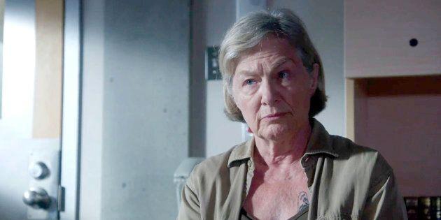 Micheline Lanctôt dans «Unité