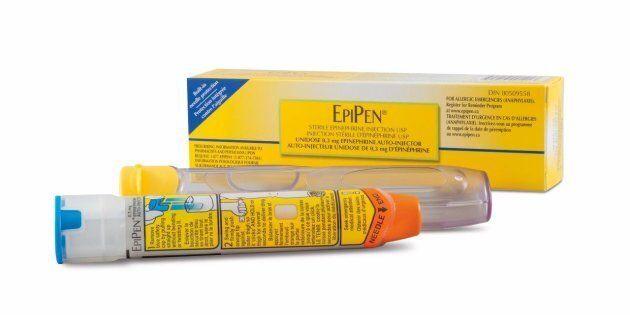 Il sera difficile de se procurer des auto-injecteurs EpiPen en