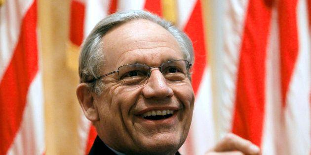 Bob Woodward, ancien journaliste du Washington Post, a révélé le scandale du Watergate avec son collègue...