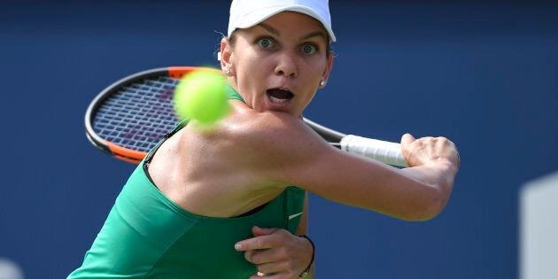 Simona Halep remporte la Coupe Rogers à