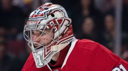 Carey Price sera devant le filet du Canadien ce