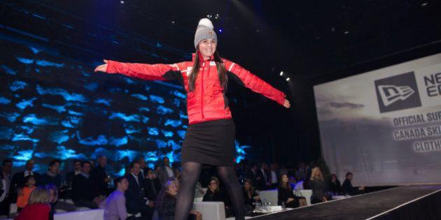 Styles de soirée: le défilé de nos skieurs préférés vêtus de l'ensemble officiel de la saison
