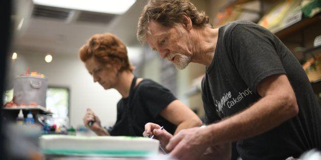 En juin dernier, le pâtisserie américain Jack Philips avait remporté en Cour Suprême la cause qui l'opposait...