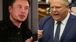 Elon Musk contre Doug