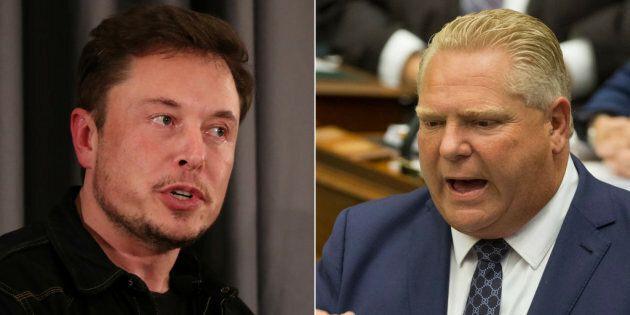 Voitures électriques: la volte-face de l'Ontario lui vaut des poursuites de