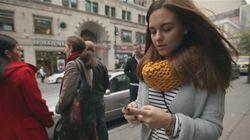 Interdire le cellulaire en marchant : l'idée plaît aux