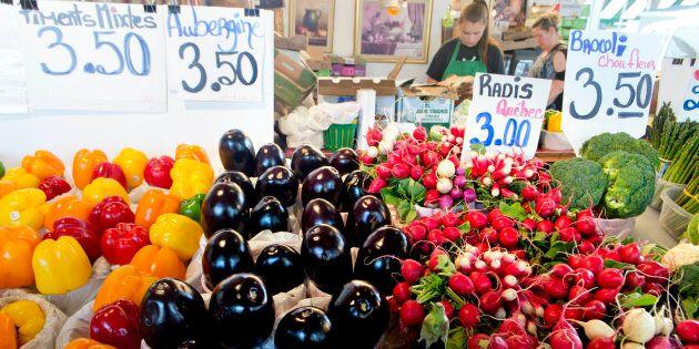 Les fruits et légumes seraient bons pour les finances
