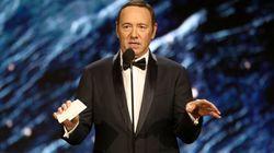 Le dernier film de Kevin Spacey a récolté... 126 $ au box-office le jour de sa