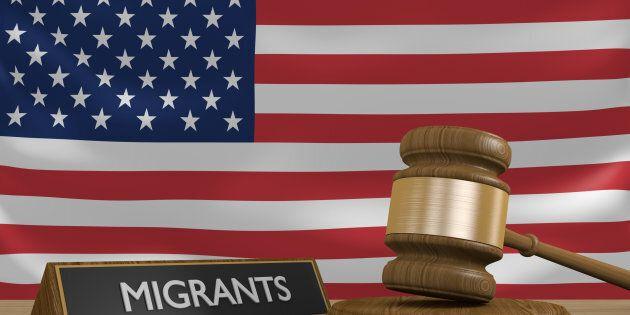 Aux États-Unis, une migrante demande réparation après la mort de son