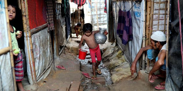 Le Bangladesh a dû faire face à une arrivée massive de réfugiés Rohingyas. Le plus grand camp de réfugiés...
