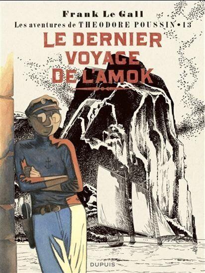 «Le dernier voyage de l'Amok»: Théodore Poussin à la rencontre de son