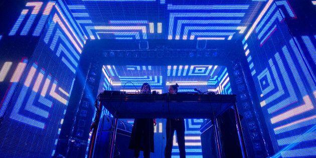 Le duo Nidam & König s'était produit l'an dernier au