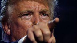 À trois semaines de l'élection, Donald Trump en retard sur Hillary