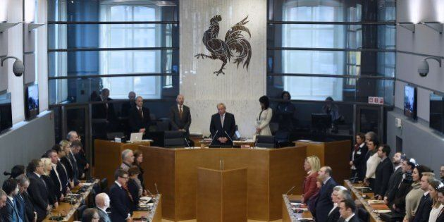 Accord de libre-échange Canada-UE: les Wallons font l'objet de vives