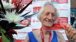 Un homme de 85 ans bat le record mondial de
