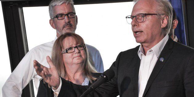 Le PLQ n'est plus le parti de l'économie, dit Jean-François