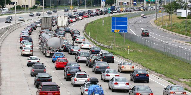 Le CAA-Québec avance quelques idées pour réduire la congestion
