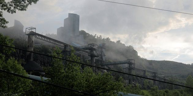 Le charbon représente 37% de la production électrique dans le