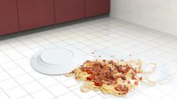 La règle de l'aliment «5 secondes par terre», c'est
