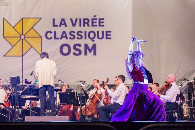 Virée classique OSM: un vent d'Orient souffle sur