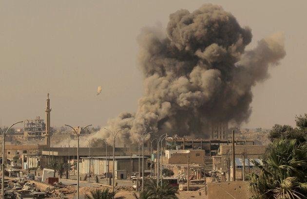 La ville de Raqqa, en Syrie, a été libérée du joug de l'État islamique en octobre