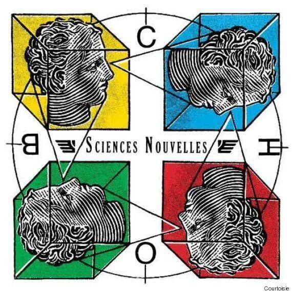 L'album «Sciences nouvelles» de Duchess Says: rencontre du troisième