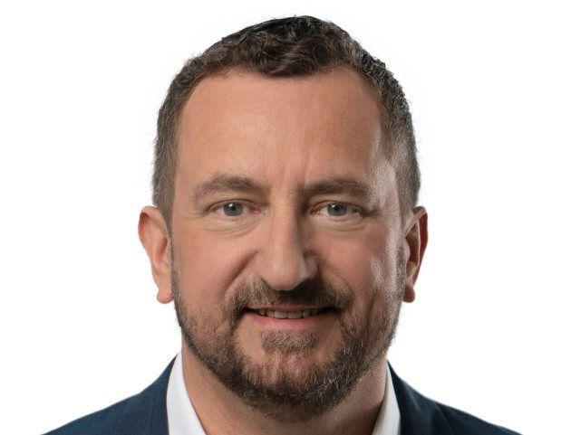 Patrick Ney, candidat du Parti québécois dans la circonscription de