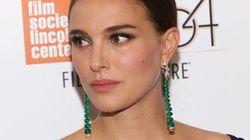 Natalie Portman rayonnante à la première de