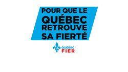 Le groupe Québec Fier disparaît (temporairement?) des réseaux