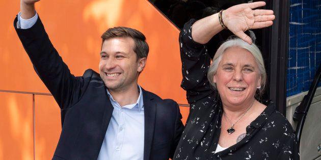 Élections: Québec solidaire innove avec ses affiches