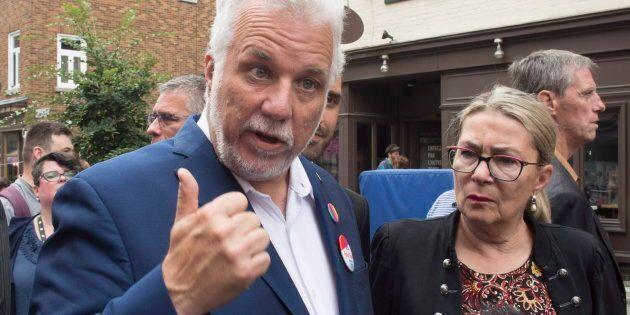 Philippe Couillard se porte à la défense de sa responsable des
