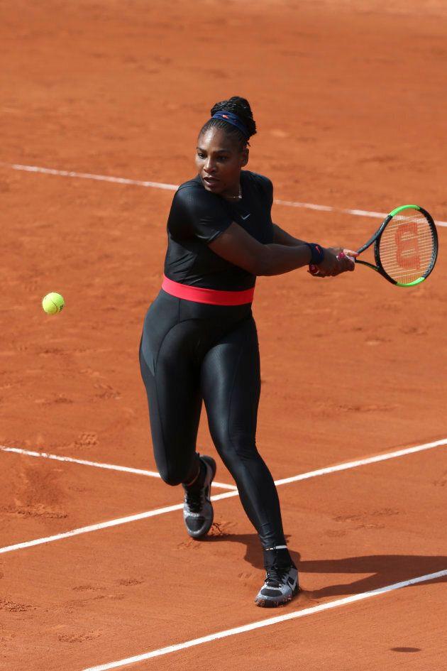 Serena Williams forcée de modifier ses choix vestimentaires aux Internationaux de