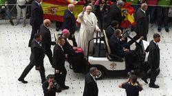 Le pape rencontre huit victimes irlandaises d'abus