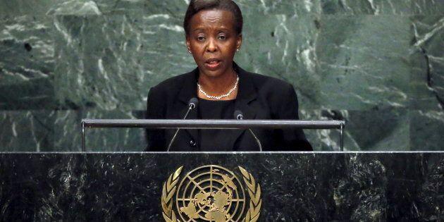 La Rwandaise Louise Mushikiwabo est la seule qui se porte candidate pour succéder à l'actuelle Secrétaire...