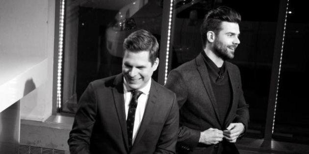 «Deux hommes en or» : les invités de la