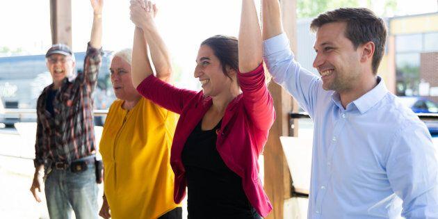 Québec solidaire présente 125 candidats, dont 65