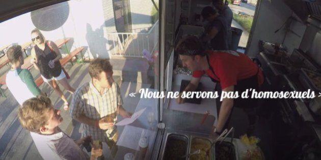 Regardez ce qu'il se passe lorsque ces serveurs refusent de servir des homosexuels