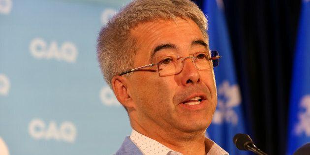Stéphane Le Bouyonnec démissionne comme président de la Coalition avenir