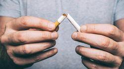 L'usage de la cigarette est en baisse chez les
