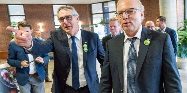 Élections 2018: Jean-François Lisée assure ne pas avoir fait pression sur le candidat du PQ Guy