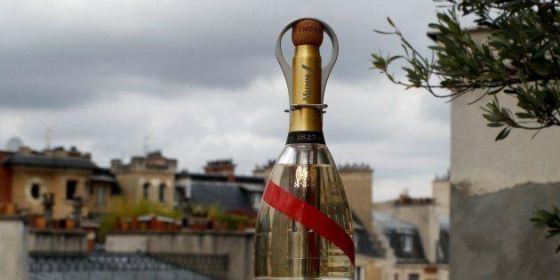 Le champagne prêt à se lancer à la conquête de