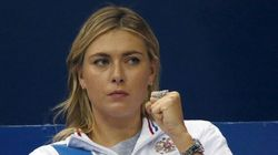 Suspension abrégée pour Maria Sharapova, accusée de