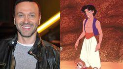 Joël Legendre renfile son costume d'Aladdin aux côtés de Klô