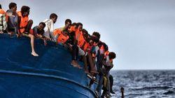 Environ 6 055 migrants secourus en mer et 9 morts au large de la