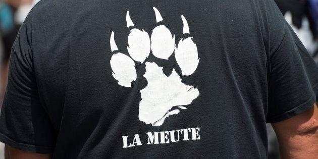La Coalition avenir Québec porte plainte contre La Meute pour du