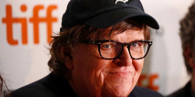 Michael Moore souhaite la résistance face à Donald Trump en présentant «Fahrenheit