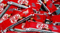 Une Kit Kat personnalisée, ça vous